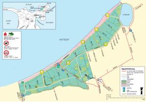 Naturstyrelsen - anvisning af bænke i Sandflugtsplantagen - Forår 2017 2
