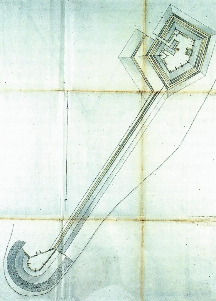 Skanse 1809