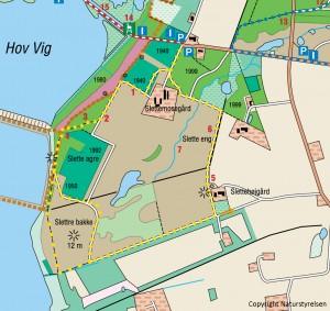 Slettemosegård - Klik for større udgave