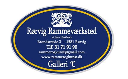 Rørvig-Rammeværksted